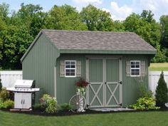 Buy Backyard Wooden Sheds and Barns PA, NJ, NY, CT, DE, MD, VA, WV and Beyond