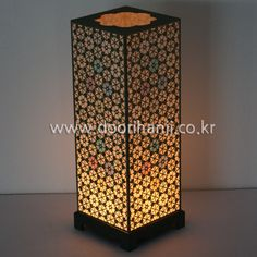 Diy And Crafts, Wings, Table Lamp, Korean, Paper, Home Decor, Lights, Table Lamps, Decoration Home