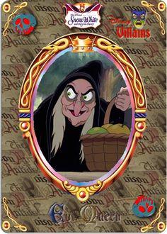 DV3 Card: Evil Queen Hag by Maleficent84.deviantart.com on @deviantART