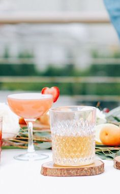 Tasty cocktail recipes for your next dinner party.