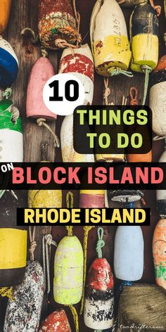 Block Island is Rhode Island's summer paradise, where you can relax and enjoy the New England coast. Check out these 10 top things to do on Block Island. Block Island Rhode Island, Lanai Island, Big Island Hawaii, Island Beach, Fiji Travel, Travel Usa, Jamaica Vacation, Hawaii Honeymoon, Beach Vacations