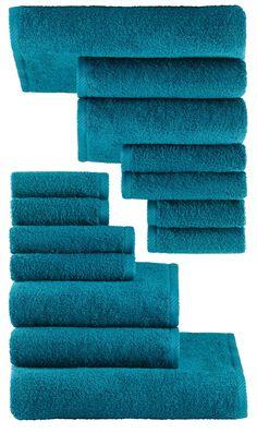 Das unifarbene Handtuch Set »Lisa« aus reiner Baumwolle der Marke my home überzeugt in hochwertiger Verarbeitung. Das 7-teilige Set kann komfortabel bei 60°C in der Maschine gewaschen werden. Die schadstoffgeprüften Badtextilien sind mit dem Öko-Tex®-Standard 100 Siegel zertifiziert und punkten mit hautfreundlichen Eigenschaften.