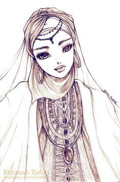 Rose by fatimahzafira on DeviantArt