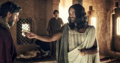 NBCs 'A.D.' Mini-Series Trailer Explores Christ's Crucifixion -- The first trailer for NBC's 12-hour mini-series 'A.D.' picks up where 'The Bible' left off, following Christ's crucifixion. -- http://www.tvweb.com/news/nbc-ad-trailer-miniseries-christ-crucifixion