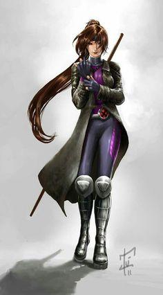 Gambit femenina