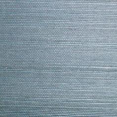 Scalamandre Wallpaper G1193-013 Sisal Azure