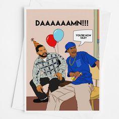 Beautiful Birthday Cards, Birthday Cards For Him, Birthday Cards For Boyfriend, Funny Birthday Cards, It's Your Birthday, Birthday Stuff, Birthday Ideas, Happy Birthday, Classic 90s Movies