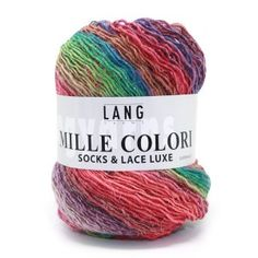 Lang Yarns Mille Colori Socks & Lace Luxe 56