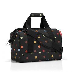 Wir feiern mit Reisenthel den Tag der (Hand-)tasche <3 Reisenthel Tasche Allrounder Dots (M)