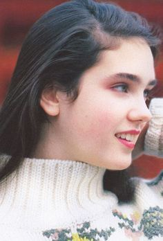 Jennifer Connelly On The Cover Of Seventeen Magazine