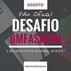 O primeiro #desafiobmfashion já foi lançado! Todos os detalhes estão no blog, está muito legal! Vamos nos unir e participar?!  É só compartilhar essa foto e seguir as regras usando a hashtag oficial do desafio!  #lookoftheday #BMFashion #blogueirademoda #blogueirasrecife #modaacessivel #bloggers #bloglovin #lookdodia #instafashion #glam #instapic #fashionlovers #moda #trend #fashion #blogueirasunidaspe  #blogmetamorfosefashion