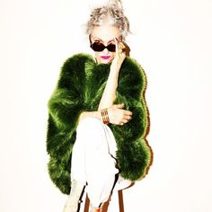 Linda Rodin embracing aging like a boss