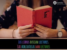Los libros buscan lectores. Las bibliotecas dan lectores Bags, Libraries, Thoughts, Books, Handbags, Dime Bags, Lv Bags, Purses, Bag