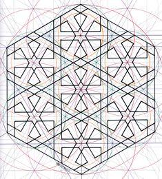 #geometry #symmetry #pattern #handmade #mathart #regolo54 #structure #star