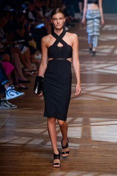 Yigal Azrouel S/S '14|NYFW|Covet Fashion