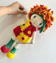 Crochet Doll Pattern, Crochet Dolls, Crochet Hats, Wool Embroidery, Chrochet, Amigurumi Doll, Doilies, Kawaii, Knitting
