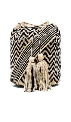 Shop for Guanabana Large Bucket Crossbody in Black & White at REVOLVE. Free day shipping and returns, 30 day price match guarantee. Tribal Bags, Large Bucket, Bead Crochet, Crochet Bags, Tapestry Crochet, Revolve Clothing, Purses And Bags, Women's Bags, Bucket Bag
