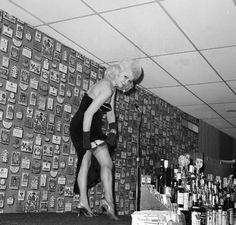 Classic stripper 1960 s