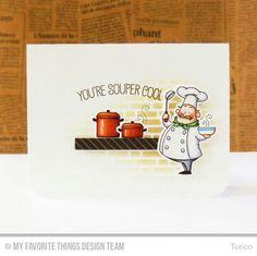 Chef stamp MFT