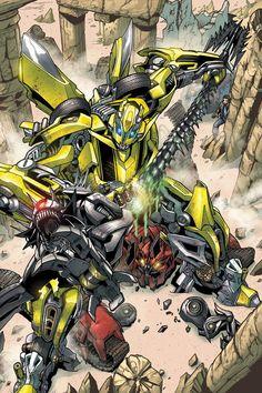 Transformers 2   Bumbleebee Dibujado