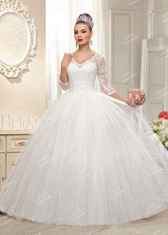 imagini rochii de mireasa printesa - Căutare Google