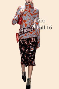 Dior Paisley