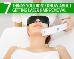 7 Things You Didn't Know About Laser Hair Removal | Women's Health Magazine