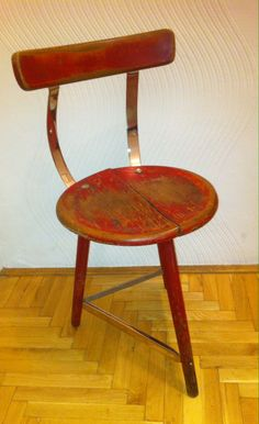 Bauhaus working chair,possibly Bauhaus, Chair, Furniture, Home Decor, Decoration Home, Room Decor, Home Furnishings, Stool, Home Interior Design