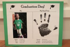 Keeping up with the Kiddos: Graduation Certificate