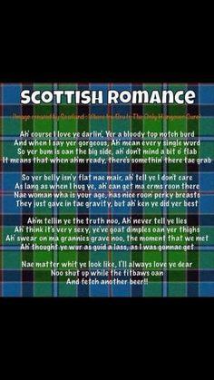 Scottish Romance                                                       …