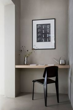 Scandinavian office design — Kinfolk Gallery created by Norm Architects. It is a common space where friends and partners can share the ideas. Scandinavian Office, Scandinavian Furniture, Scandinavian Design, Modern Furniture, Furniture Design, Interior Design Blogs, Interior Inspiration, Kinfolk Magazine, Design Studio Office