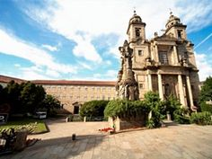 Hotel Monumento San Francisco en Santiago de Compostela