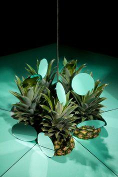 mirrored ananas