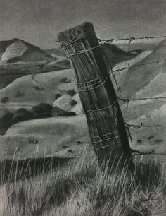Fence Post,#5