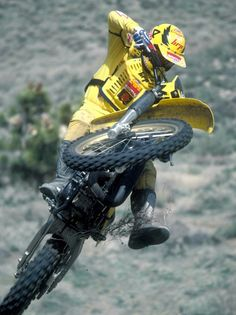 hurricane Mx Racing, Flat Track Racing, Johnny Be Good, Old Scool, Motocross Riders, Off Road Bikes, Vintage Motocross, Sports Figures, Lone Wolf