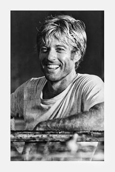 Robert Redford; his younger years