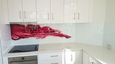 Unique Glass Splashbacks   Gold Coast & Brisbane - Glass Xpressions
