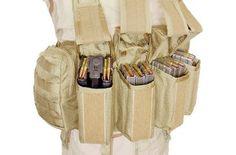 TAG Operators Chest Rig Tactical Assault Gear, Assault Vest, Tactical Wear, Tactical Survival, Survival Gear, Military Gear, Military Weapons, Weapons Guns, Tactical Equipment
