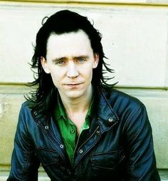 He's Loki... but he's Tom! Tom but Loki! I like it. :D