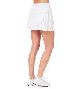 Sweaty Betty - Match Play Tennis Skort - white