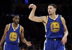 Golden State Warriors y Oklahoma City Thunder chocan esta noche en un partido decisivo