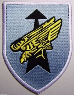 Germany German Special Forces KSK Sleeve Patch