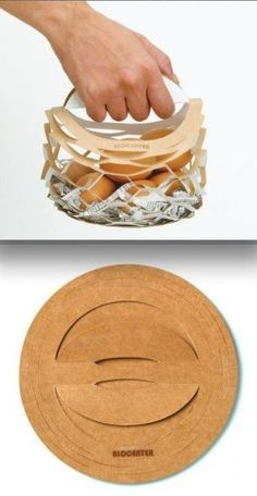 Creative Egg Packaging Designs - How To Package Eggs - Ateriet : Creative Egg Packaging Designs – How To Package Eggs Takeaway Packaging, Vegetable Packaging, Smart Packaging, Organic Packaging, Fruit Packaging, Food Packaging Design, Bottle Packaging, Packaging Design Inspiration, Innovative Packaging