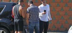 Provoca Brad Pitt accidente automovilístico en Los Ángeles