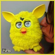 Furby-обязательно подарю своей малышке, когда подрастёт :)