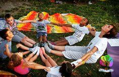 Introduzione allo Yoga Educativo per Bambini - Lezioni al Parco con Nunzia Bruno