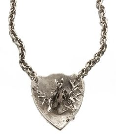 SIDESHOW DEER NECKLACE from Snash Jewelry