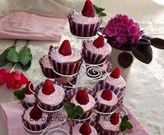 La buona cucina di Katty: Cupcake alla fragola