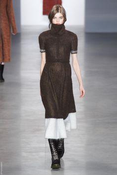 Calvin Klein Collection, Fall/Winter 14 NEW YORK
