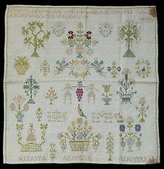 Cross-stitch - Wikipedia, the free encyclopedia